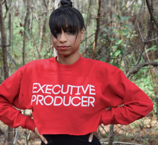 Executive Producer Sweatshirt Red Order Buy Shop