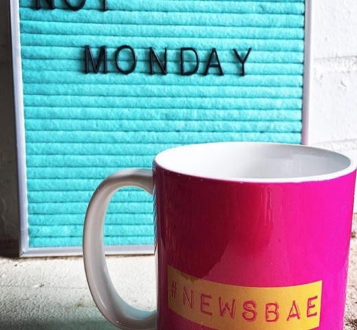 News Bae Coffee Mug Buy Shop Order