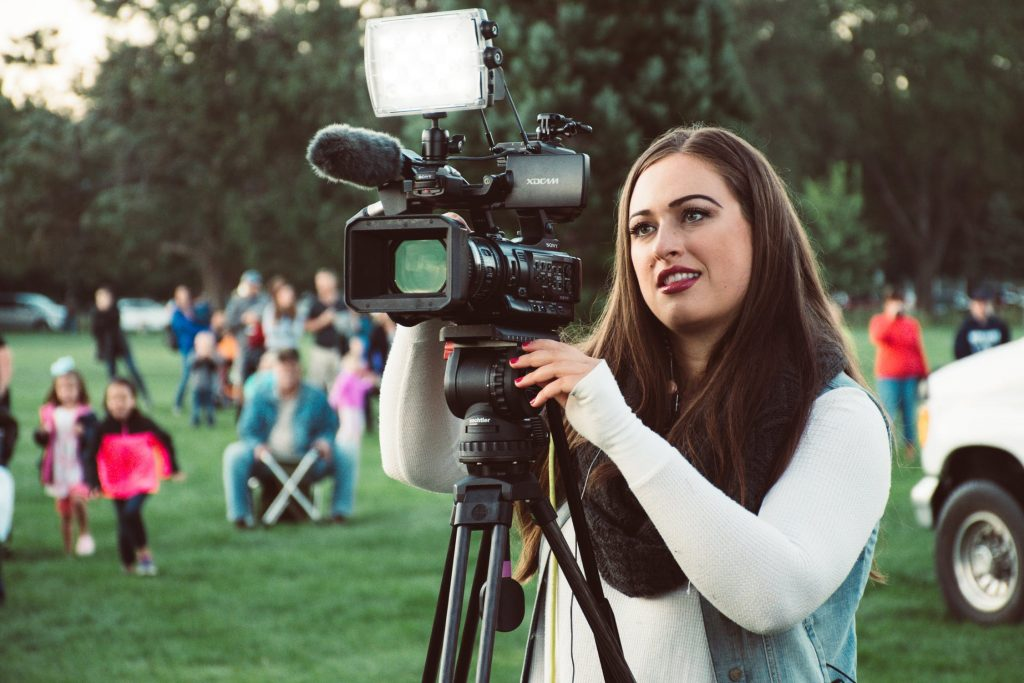 The Trick To Building An Attention Grabbing Reporter Reel