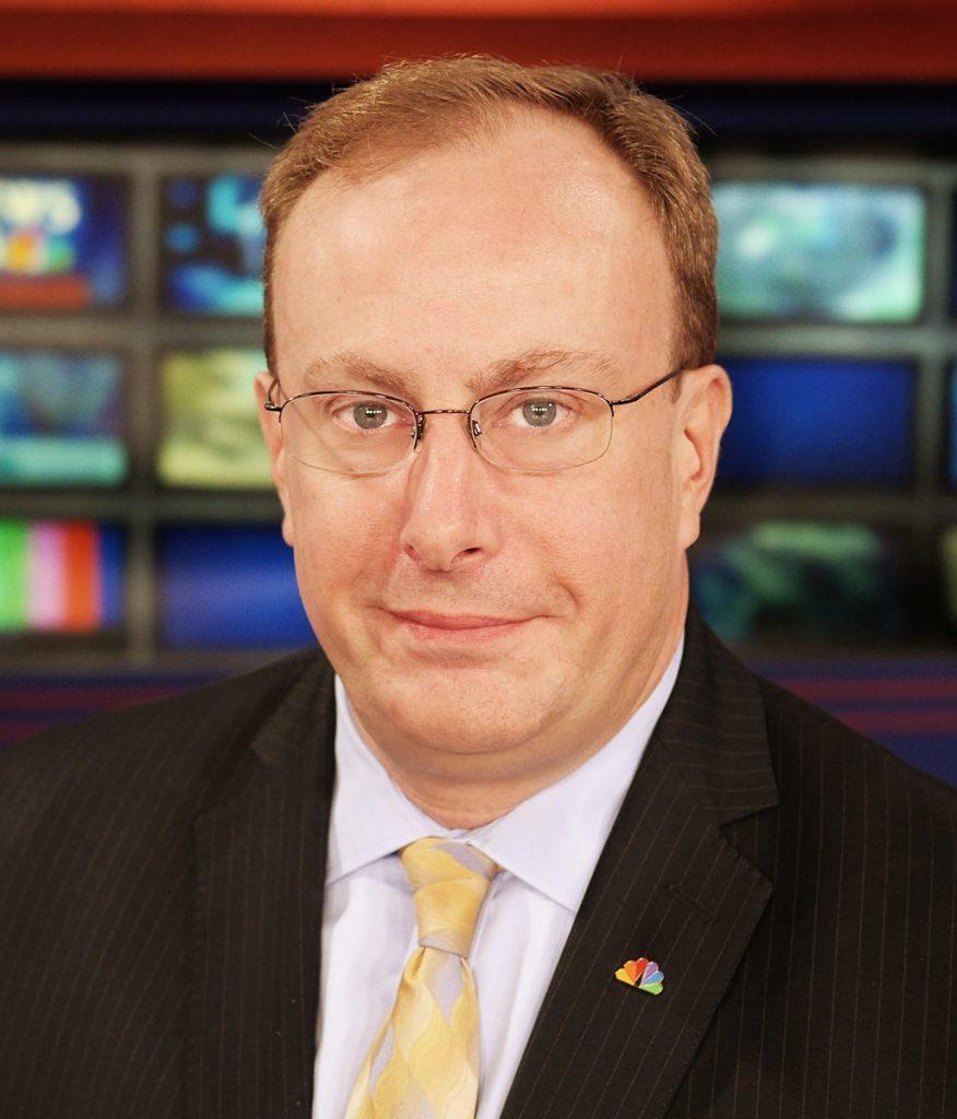 Greg Schieferstein news director local tv newsroom