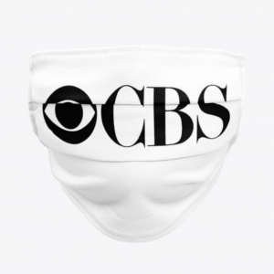 CBS face mask local tv news newsroom ratemystation