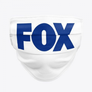 FOX face mask newsroom local tv news ratemystation
