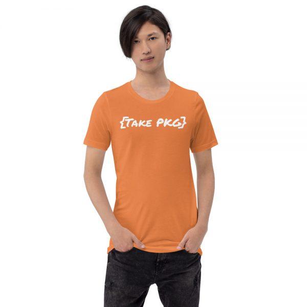 Orange {Take PKG} local news tshirt