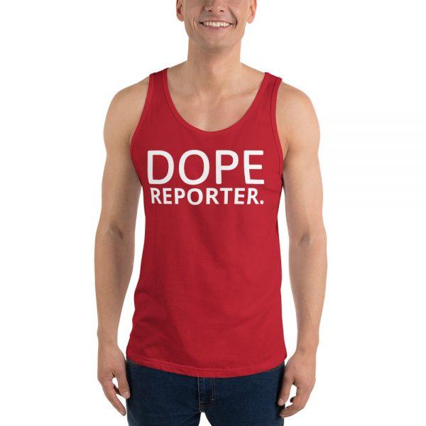 dope reporter tank top