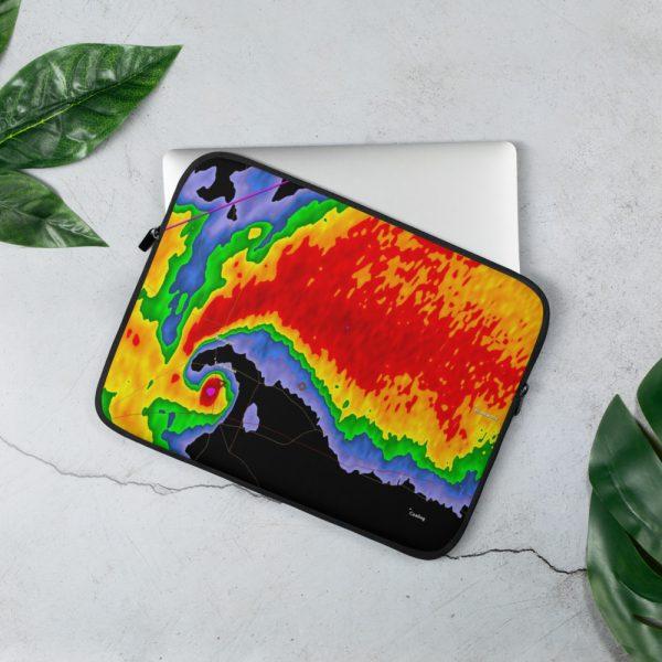 echo hook laptop sleeve