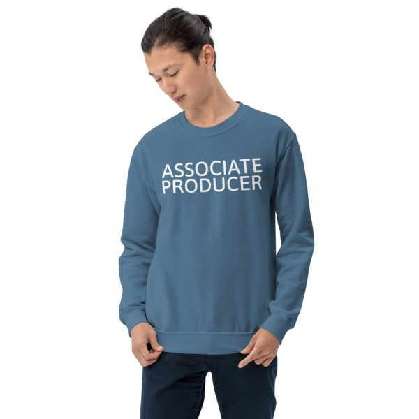 Associate Producer Sweatshirt Blue