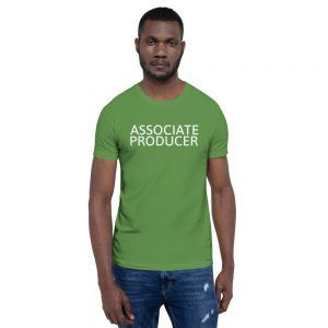 Associate Producer T-Shirt light green