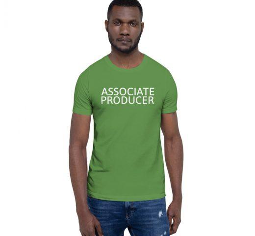 Associate Producer T-Shirt light green