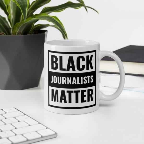 Black Journalists Matter Mug