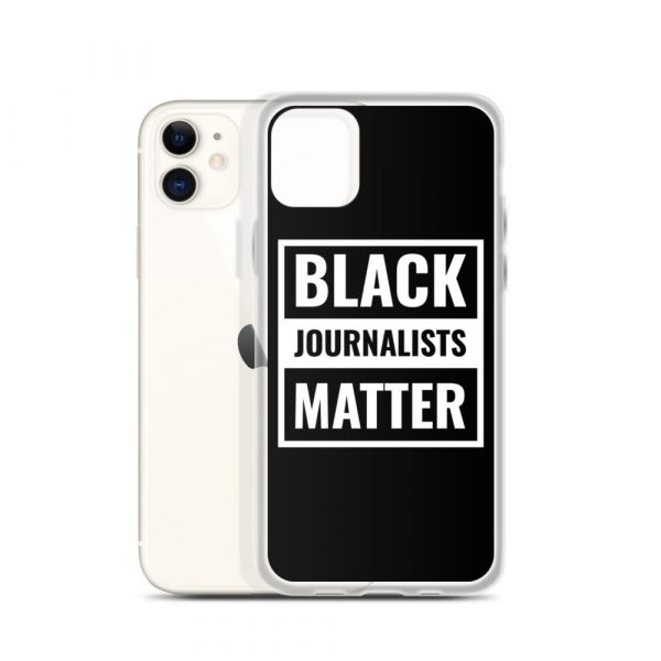 Black Journalists Matter iPhone Case
