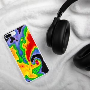 Hook Echo iPhone Case